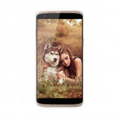 Smartphone ZTE Axon Mini 32GB Dual Sim 4G Gold - Telefon mobil ZTE