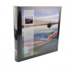 Album foto Procart Boat Black de capacitate mare 500 poze format 10x15