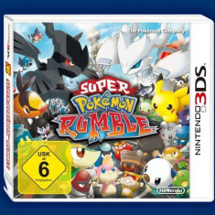 Joc consola Nintendo Super Pokemon Rumble
