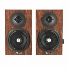 Sistem audio 2.0 Trust Vigor Timber
