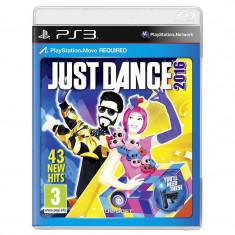 Joc consola Ubisoft Just Dance 2016 PS3 - Jocuri PS3 Ubisoft, Simulatoare, 3+