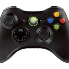 Gamepad Microsoft XBOX 360 Wireless Negru, Controller