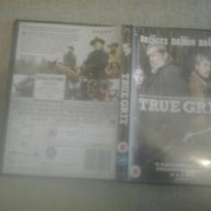 True Grit (2010) - DVD [B] - Film drama, Engleza