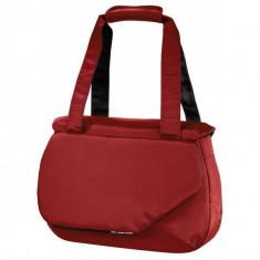 Geanta laptop Hama Aha Mary 15.6 inch red, Nailon, Rosu