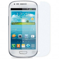 Folie protectie Tellur Tempered Glass pentru Samsung i8190 Galaxy S3 Mini - Folie de protectie