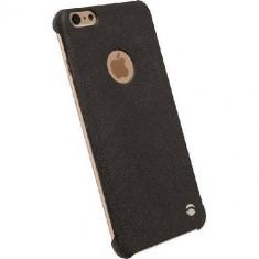 Husa Protectie Spate Krusell 90014 malmo Negru pentru Apple iPhone 6 Plus, iPhone 6S Plus - Husa Telefon