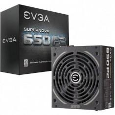 Sursa EVGA SuperNOVA 650 P2 650W 80 PLUS Platinum - Sursa PC