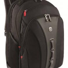 Rucsac laptop Wenger Legacy 16 inch black / gray