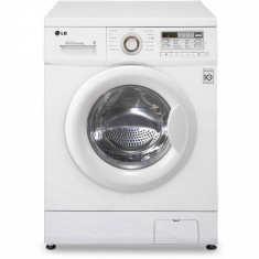 Masina de spalat rufe LG FH2B8TD A+++ 1200 rpm 8kg alba, A+++