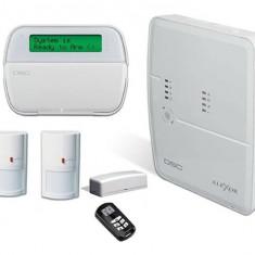 Sistem de alarma DSC KIT ALEXOR - Sisteme de alarma