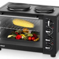 Cuptor cu plita electrica Trisa Multi Bake & Cook - Cuptor Electric, 1500 W
