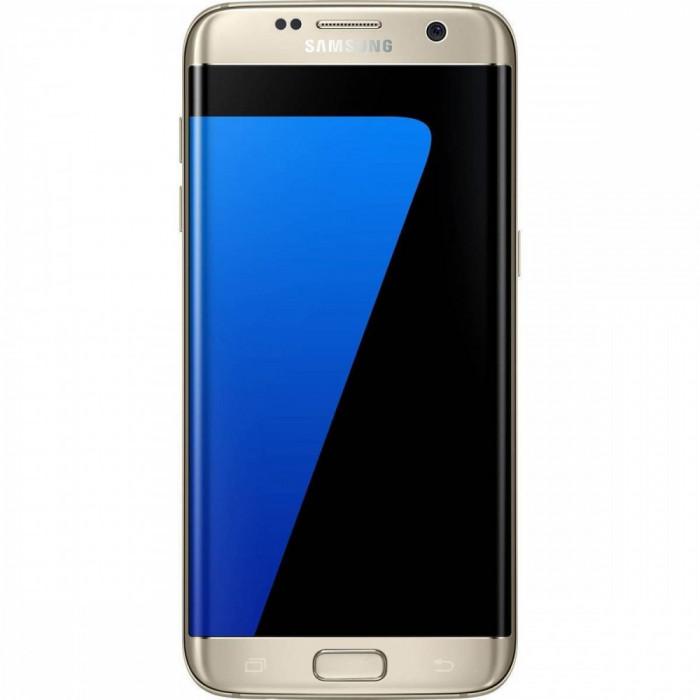 Smartphone Samsung Galaxy S7 Edge G935F Gold foto mare