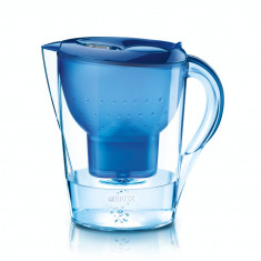 Cana filtranta Brita Marella Cool 2.4 l albastra - Filtru si cana filtranta