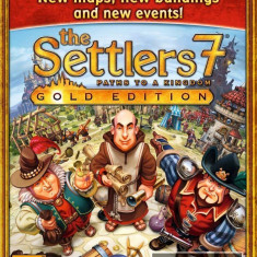 Joc PC Ubisoft SETTLERS VII GOLD, Strategie, 12+, Single player