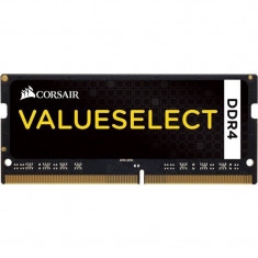 Memorie laptop Corsair ValueSelect 8GB DDR4 2133 MHz CL15 - Memorie RAM laptop