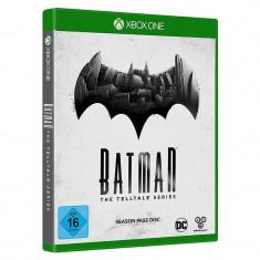 Joc consola Telltale Games BATMAN The Telltale Series Xbox One - Jocuri Xbox One, Actiune, 16+