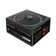 Sursa Thermaltake Toughpower Grand RGB 80+ Gold 650W - Sursa PC Thermaltake, 650 Watt