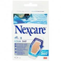 Plasturi NEXCARE Aqua 360 8buc