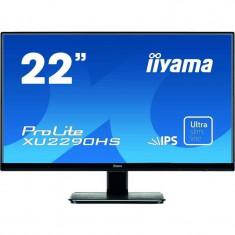Monitor LED Iiyama Prolite XU2290HS-B1 21.5 inch 5ms Black, 21 inch