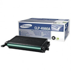 Consumabil Samsung Consumabil Black Toner/Standard Yield for CLP-610/CLP-660/CLX-6200 Series 2500 pag