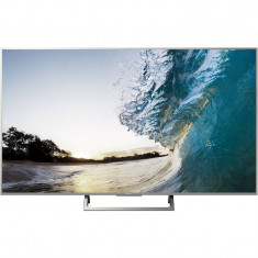 Televizor Sony LED Smart TV KD-65 XE8577 Ultra HD 4K 165cm Silver - Televizor LED