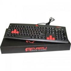 Tastatura gaming Thermaltake Tt eSPORTS Amaru, Cu fir, USB