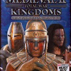 Joc PC Sega Medieval II Total War Kingdoms - Jocuri PC Sega, Strategie, 12+, Multiplayer