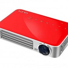 Videoproiector Vivitek Qumi Q6 DLP WXGA Rosu, Sub 1499
