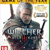 Joc consola CD Projekt S.A THE WITCHER 3 WILD HUNT GOTY EDITION pentru XBOX ONE - Jocuri Xbox