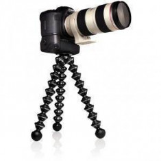 Trepied Joby Minitrepied Foto Gorillapod Focus Kit Ballhead X - Trepied Aparat Foto