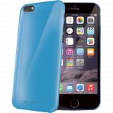 Husa Protectie Spate Celly GELSKIN600LB albastra pentru Apple iPhone 6 / 6S - Husa Telefon