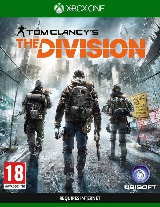 Joc consola Ubisoft The Division XBOX ONE foto mare