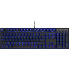 Tastatura gaming SteelSeries Apex M400, Cu fir, USB