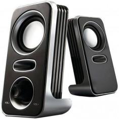 Sistem audio 2.0 Omega OG120B 6W BLACK - Boxe PC