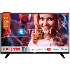 Televizor Horizon LED Smart TV 43 HL733F Full HD 109cm Black - Televizor LED Horizon, 108 cm