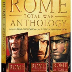 Joc PC Sega Rome Total War Anthology - Jocuri PC