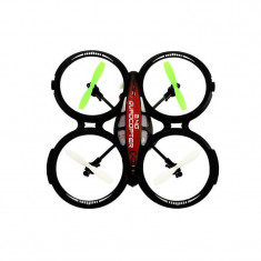 Drona PROLINK Dron Quadrocopter Flying Air Nano Black Spy VS145373