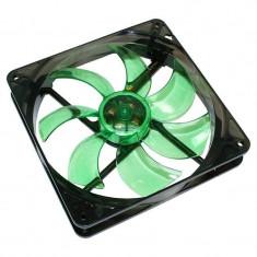 Ventilator Cooltek Silent Fan 140 Green LED - Cooler PC