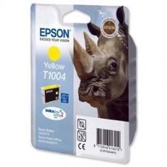 Cartus cerneala Epson T10044010 yellow 11.1 ml - Cartus imprimanta