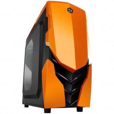 Carcasa Raidmax Ninja II Black / Orange - Carcasa PC