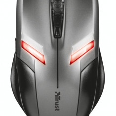 Mouse Gaming Trust 21512 Argintiu, USB