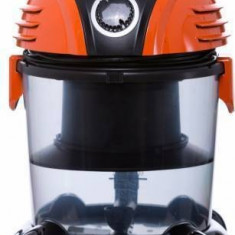 Aspirator cu filtrare prin apa Samus Aquafilter 1550W Portocaliu