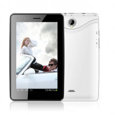 Tableta Horizon Connect HCG700 7 inch TFT Cortex A9 1.2 GHz Dual-Core 1 GB RAM 8 GB flash GPS Android 4.1, Wi-Fi