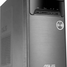 Sistem desktop Asus K31CD Intel Core i7-7700 8GB DDR4 1TB HDD nVidia GeForce GT730 2GB Grey - Sisteme desktop fara monitor Asus, Fara sistem operare