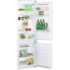 Combina frigorifica incorporabila Whirlpool ART 6502 A+ 275l gri