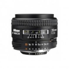 Obiectiv Nikon AF Nikkor 35mm f/2D - Obiectiv DSLR