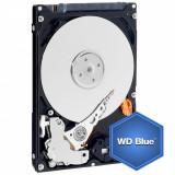 Hard disk laptop WD 1Tb SATA III 5400Rpm 8 MB Blue, Peste 1 TB, 5400, SATA 3, Western Digital