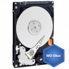 Hard disk laptop WD 1Tb SATA III 5400Rpm 8 MB Blue - HDD laptop Western Digital, Peste 1 TB, SATA 3