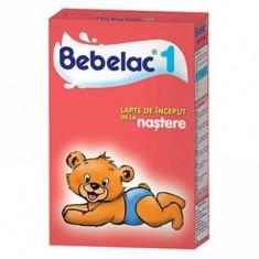 Lapte praf BEBELAC pentru sugari 250g - Lapte praf bebelusi