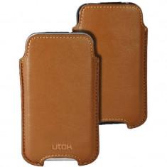 Toc Utok 420B maro universala 3.5 - 4 inch - Husa Telefon